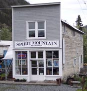 Spirit Mountain Artworks Gallery